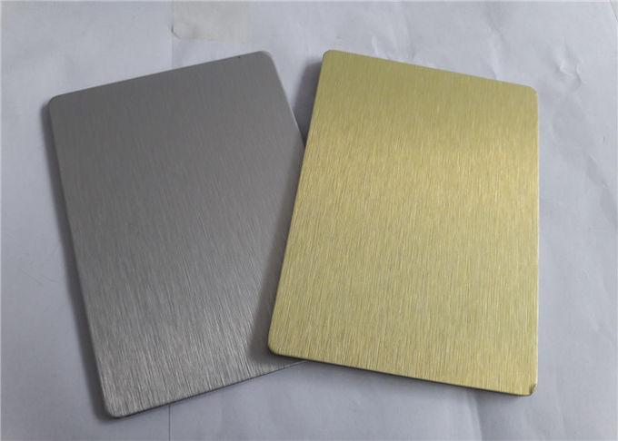 Odm Brushed Hairline Aluminum Sheets Brushed Aluminum Plate For Decoration